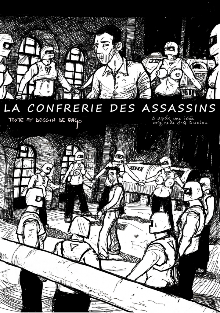 Confrérie des assassins 1 en 800